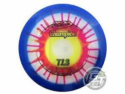 Details About New Innova Champion Tl3 167g Blue Burst Dyed Fairway Driver Golf Disc