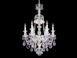 chandelier with swarovski crystals hamilton rock crystal chandelier by schonbek