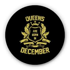 Buy Queens Are Born In December Fridge Magnet By Posterguy Birthday