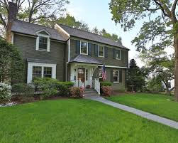 Garrison Colonial Home Design Ideas  Pictures  Remodel and DecorSaveEmail