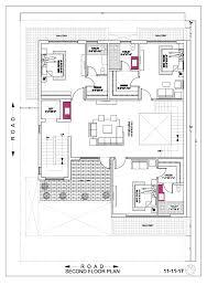 45 65 second floor plan
