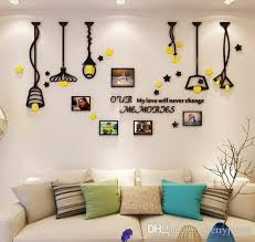 hot 3d creative chandelier picture