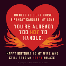 Happy Birthday Wife Quotes Gorgeous 48 Birthday Wishes for your Wife Find her the perfect birthday wish