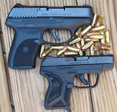 comparison of lc9s 9mm top with lcp ii 380