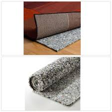 rug pad density premium plush 6 ft x 8 ft 5 lb hardwood