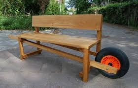 Image Furniture Ideas Unique Garden Benches Portable Garden Furniture Piece Wooden Bench With The Wheel Pinterest Two Inspiring Design Ideas Unique Diy Garden Decorations Chairs
