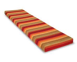POLYWOOD Outdoor Sunbrela Bench Cushion & Reviews