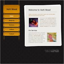 website templates download free designs verti wood free website templates in css html js format for free