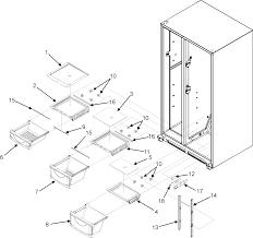 Famous maytag refrigerator parts diagram maytag refrigerator parts diagram 2218 x 2085 · 62 kb ·