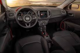 2018 jeep compass interior. interesting 2018 2017 jeep compass trailhawk interior view in 2018 jeep compass