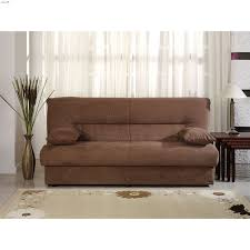 regata sofa bed in obsession truffle by