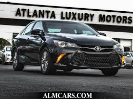 2016 Used Toyota Camry 4dr Sedan I4 Automatic SE at ALM Gwinnett ...