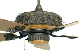 lodge ceiling fan log cabin ceiling fan awesome fans with light hunter lodge regarding 6 hunter lodge ceiling fan