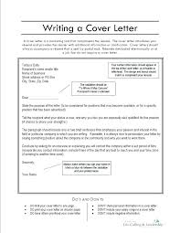 Create A Cover Letter For Resume Good Cover Letters For Resumes