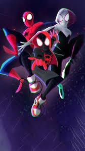 spider man into the spider verse amazing spiderman marvel heroes spiderman
