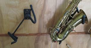 sax wall hanger