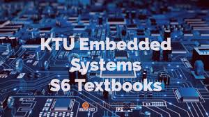 Embedded Systems Architecture Programming And Design Rajkamal Ppt Ktu Embedded Systems S6 Textbooks