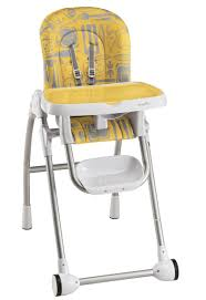 high chairs that won't wreck your decor  brit  co