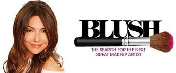 canadian beauty addicts unite on the couch the great white north debut of blush the search for the next great makeup artist is this saay january