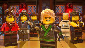 The LEGO Ninjago Movie' Official Trailer (2017) - YouTube