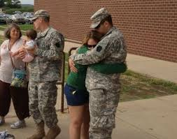 pennsylvania army pennsylvania national guard troops families prepare for yearlong
