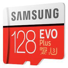 Thẻ Nhớ Micro SD Samsung Evo Plus 128GB U3 Class 10 - 100MB/s (Kèm Adapter)  - Hàng Chính Hãng | Tin Học - Viễn Thông