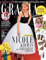 Grazia uk issue 631 12 june 2017 by Ice Creamx issuu