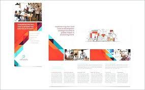 Free Templates For Publisher Tri Fold Brochure Publisher Template Timetoreflect Co
