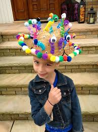 diy inspo for cam s crazy hat day cameron would want to have