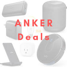 listening to your favorite whilst vacuuming the room or even lighting up your house anker has a deal for you the accessories maker has reduced