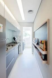 Narrow Kitchen Ideas