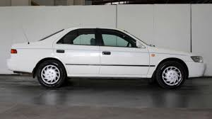 2000 Toyota Camry MCV20R Conquest White 4 Speed Automatic Sedan ...