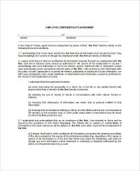 confidentiality agreement template beautiful sample confidentiality agreement gallery resume