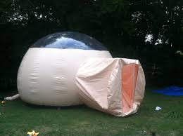 Inflatable Concrete Inflata Tents Campingscene
