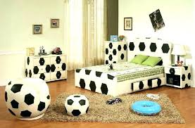 Creative Decoration Soccer Decor For Bedroom Tingz Me