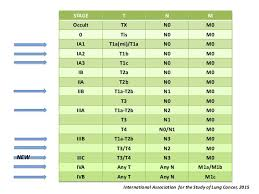 Breast Cancer Staging Chart Lung Most Cancers Staging Chart