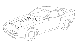 Ford Engine Wiring Harness