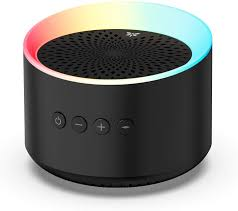 Axloie Portable Bluetooth Speakers Colorful Light Bluetooth Speaker Wireless With Deep Bass And Stereo Sound 12 Hours Playtime Tws Support Tf