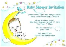 Baby Shower Invitation Card Ideas Baby Shower Invitation Cards Plus
