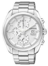 citizen men s chronograph eco drive titanium bracelet watch 43mm citizen mens eco drive titanium chronograph watch 569 00 save 130