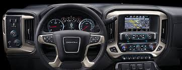 2018 gmc 2500. delighful 2018 image of the dash on 2018 sierra 2500 denali hd pickup truck setting a  higher throughout gmc