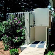 Wheelchair Assistance Crow River Wheelchair Lift Parts - Exterior wheelchair lifts