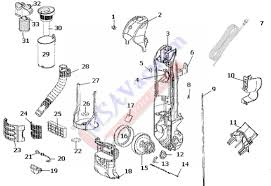 eureka 3281 clean living upright vacuum parts usa vacuum eureka 3281 clean living upright vacuum parts list schematic