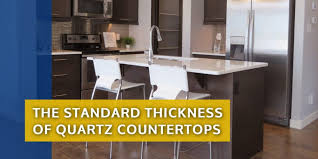 How to install a quartz countertop   ask this old house. The Standard Thickness Of Quartz Countertops Stonesense