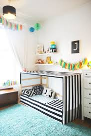 Kids Bedroom Ikea 17 Best Ideas About Ikea Toddler Bed On Pinterest Toddler Rooms
