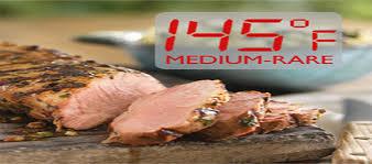 Pork Tenderloin Doneness Chart Pork 145 Degree Fahrenheit Faq Swift Fresh Pork
