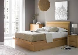 Ottoman Bedroom Arran Oak Ottoman Storage Bed Oak Beds Wooden Beds Beds
