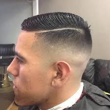 Coupe Cheveux Homme Avec Raie Coiffures à La Mode De Cette