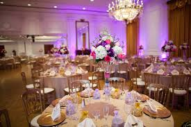 their personalized beautiful color table uplighting