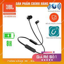 Tai Nghe Nhét Tai Bluetooth JBL T115BT - Công Nghệ Pure Bass Sound - Bảo  Hành Hãng 6 Tháng (shopnh59)
